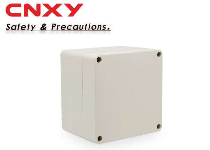 Durable Industrial Plastic Junction Box Impact Resistance Long Life Span