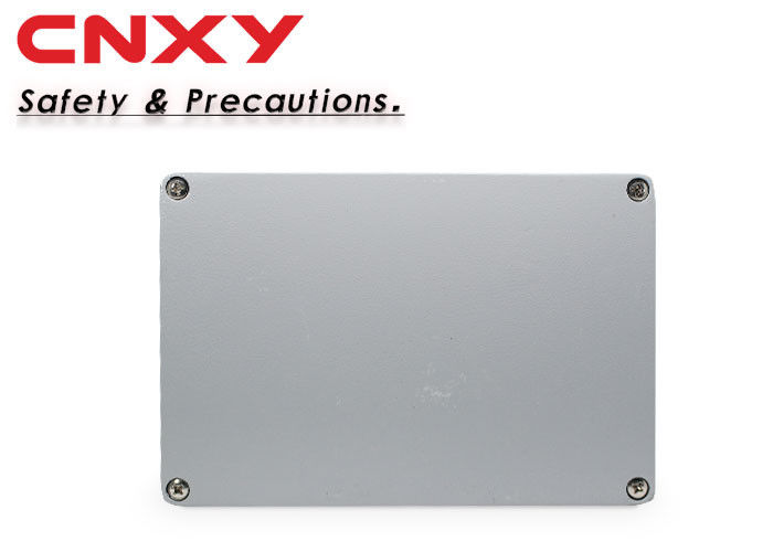 High Insulation Pcb Enclosure Box , Aluminum Project Box Impact Resistance
