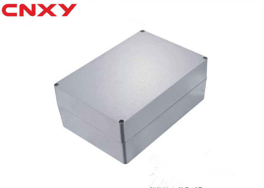Safety Aluminum Electrical Junction Boxes M4-342313 For Fire Fighting Apparatus